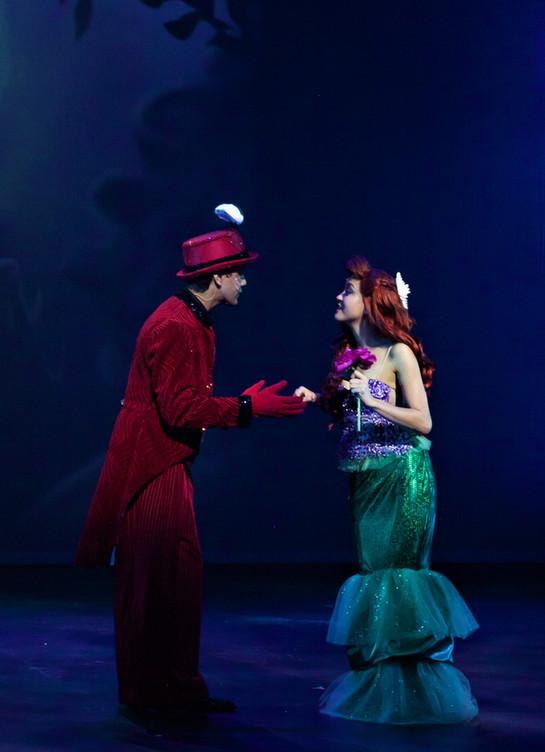 Production: The Little Mermaid  Company: TheaterWorks Location: Peoria, Arizona Artistic Director & Director: Chris Hamby