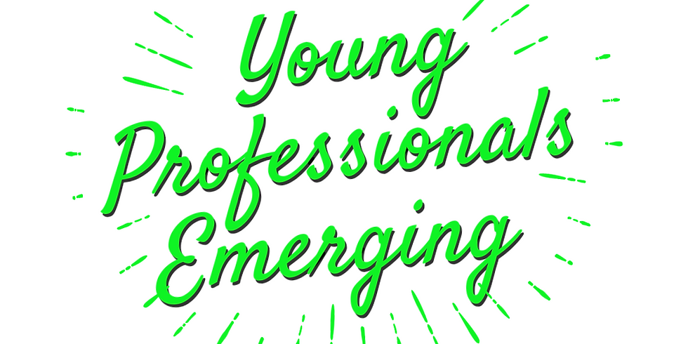Young Professionals Emerging Event