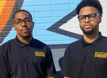Andre Ross & David McDonald Creating Brighter Futures for Students of Color!
