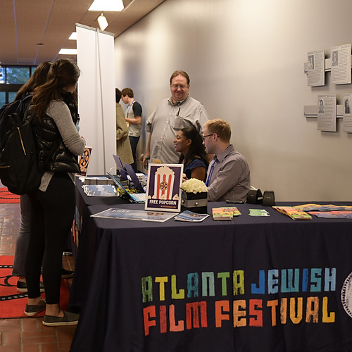 AJFF On Campus Opening Night