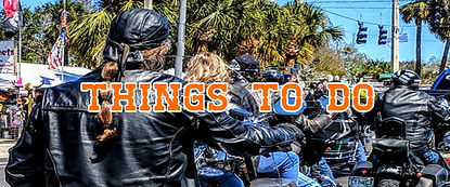 Things to do at Bike Week Daytona Beach