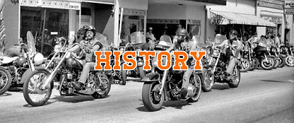 Daytona Bike Week History