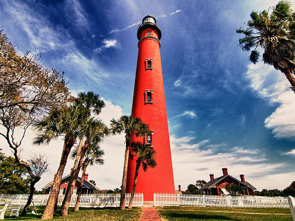 ponce inlet lighthouse, daytona bike week, things to do