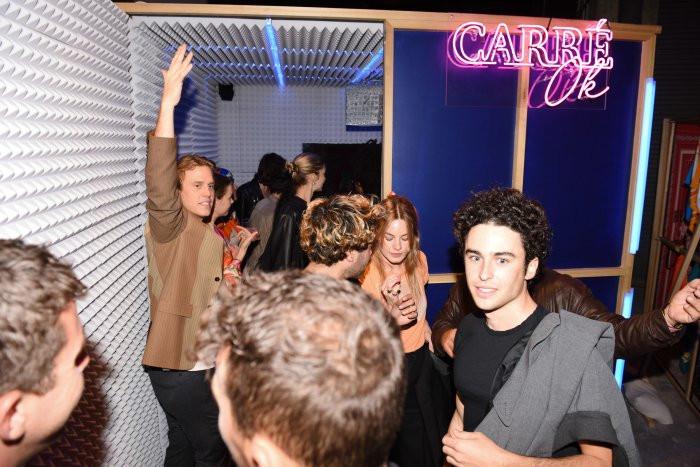 Carré Club