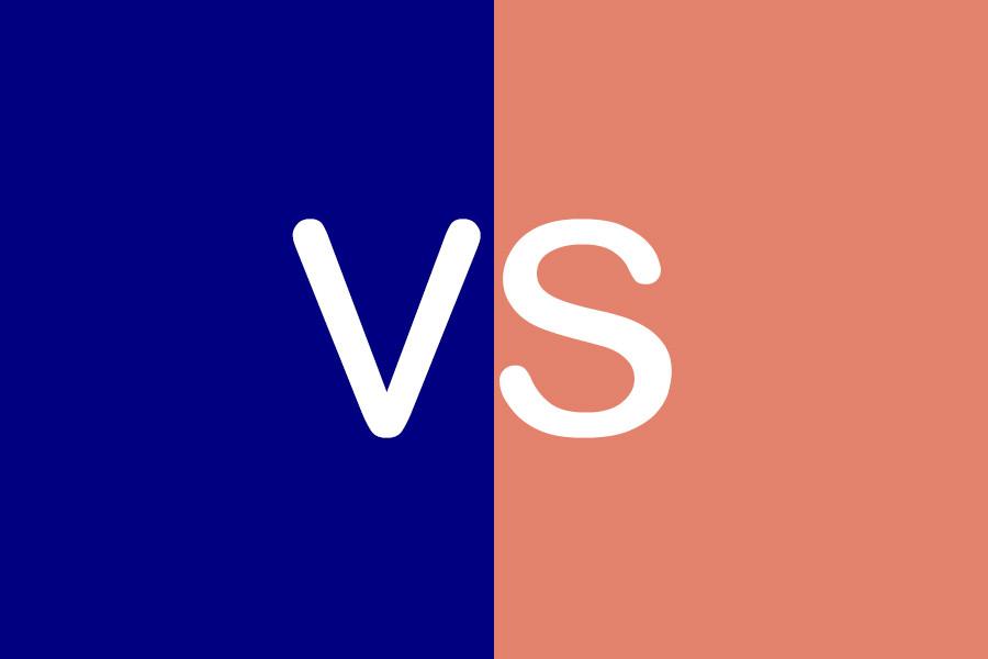 Mavi vs Pembe
