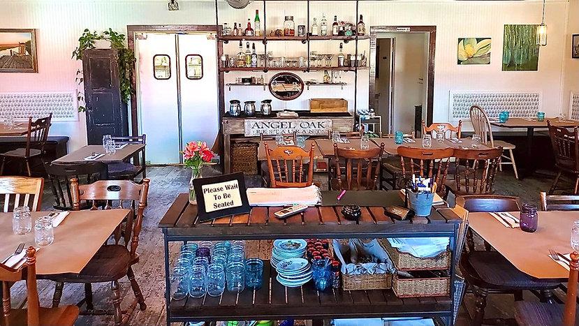 Angel Oak Restaurant