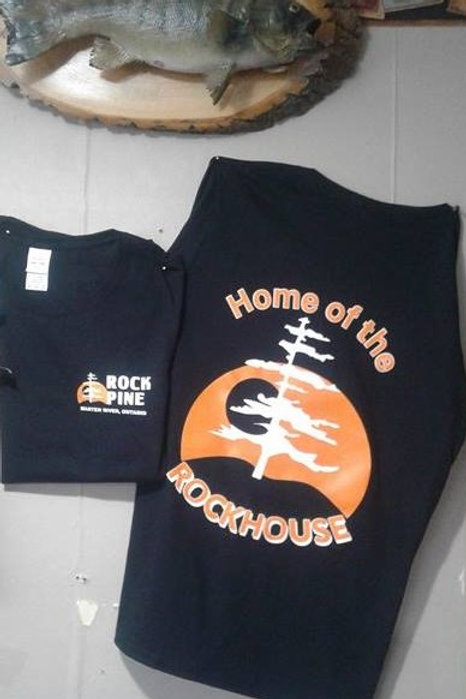 Rock Pine Home of the Rockhouse tshirt