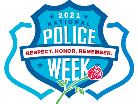 This is National Police Week!