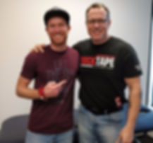 Jamie Matthews Perry Nickelston podcast