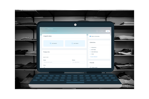 How To Add Inventory To Your Wix Site