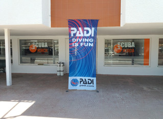 Its almost here - Official Opening of Scuba Murcia!