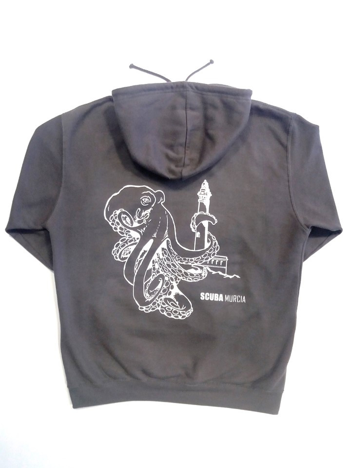 Scuba Murcia Octopus Hoody! Very cool