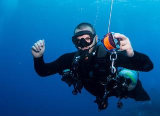 Tec diving Foundational skills