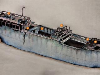 Dive the Naranjito wreck