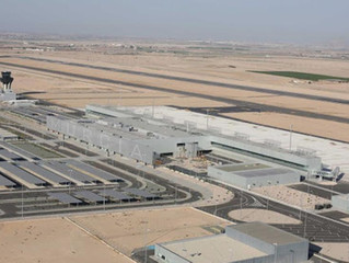 New airport for Murcia opens soon
