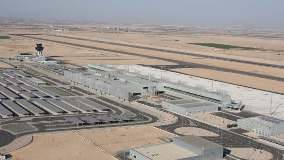 New Covera airport Murcia