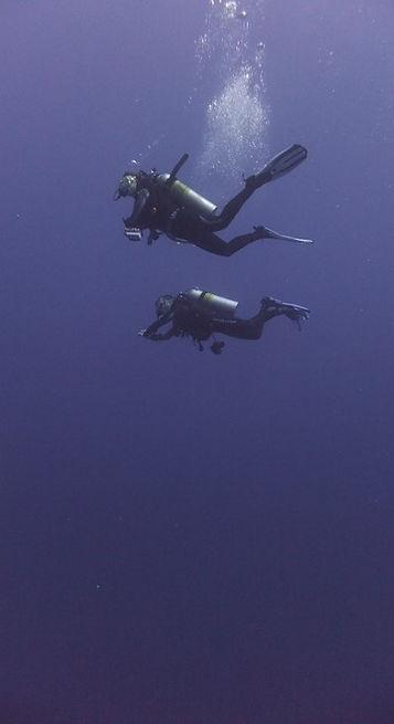 Dive with MK Scuba School