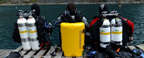 MK Scuba School PADI Self Reliant Diver