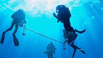 PADI Deep Diver MK Scuba School