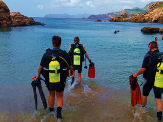 What is a PADI Open Water course?