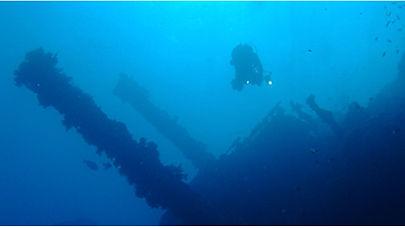PADI Wreck Diver MK Scuba School