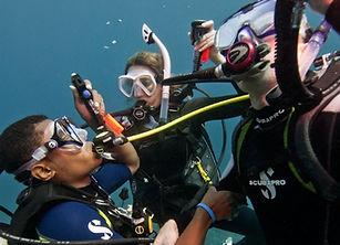 Scuba Murcia PADI Scuba Diver Course