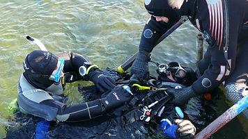 MK Scuba School PADI Rescue Diver