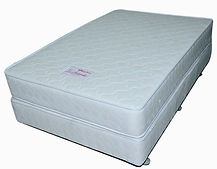 La Seniorita sprin mattress and bed box