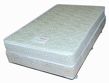 Deluxe spring mattress and bed box