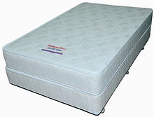 Posture Guard spring mattress and bed box