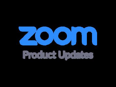 Zoom - zmiany w polityce haseł, oraz inne zmiany poprawiające bezpieczeństwo.