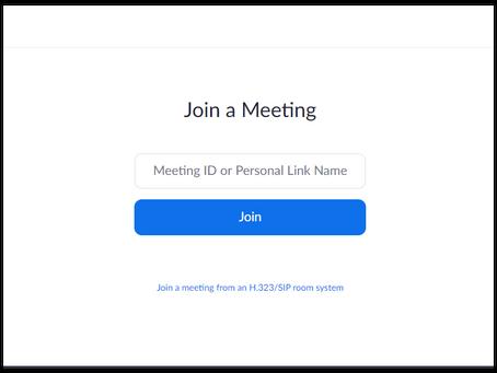 Dołączanie do spotkań Zoom