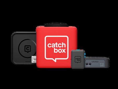 Catchbox - mikrofon do rzucania