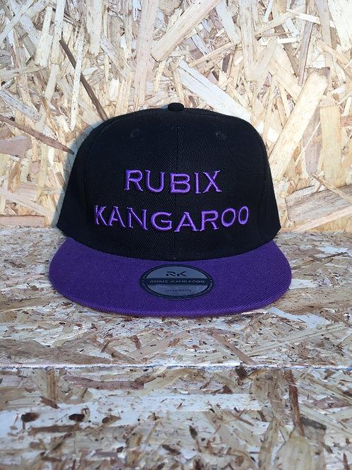 RK Classic snap - Purple/Black