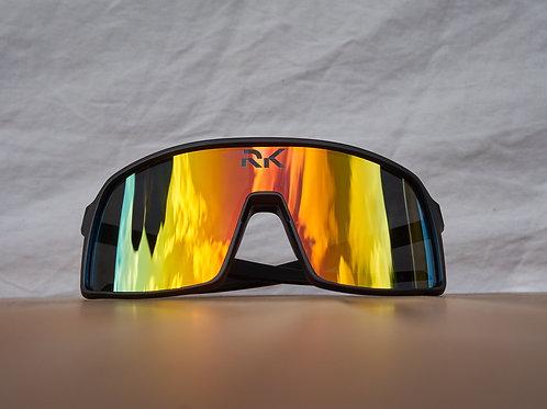 Black Moon Rust Sunglasses