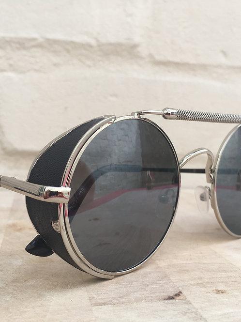 Silver Steampunk RKNZ Sunglasses