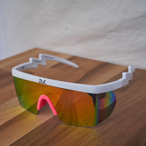 RK WhiteStrike Sunnies