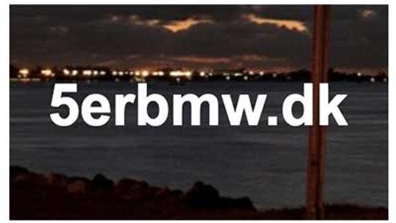 5ERBMW.DK