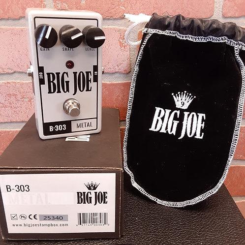 Big Joe Metal Distortion Pedal B-303