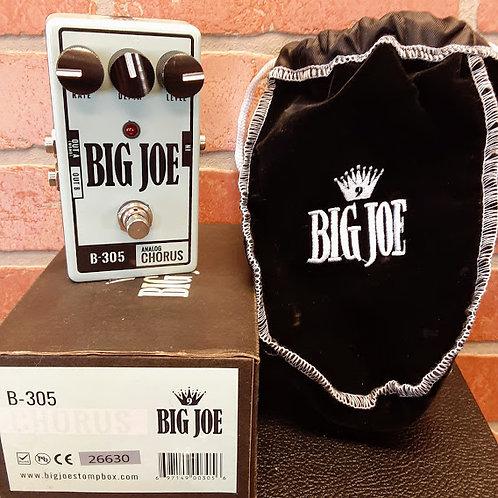 Big Joe Chorus Pedal B-305