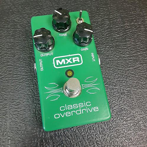 MXR Classic Overdrive (Used).