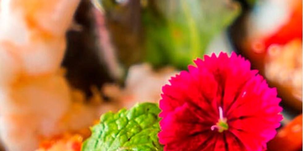 ENTRADAS - Cocinando con Flores