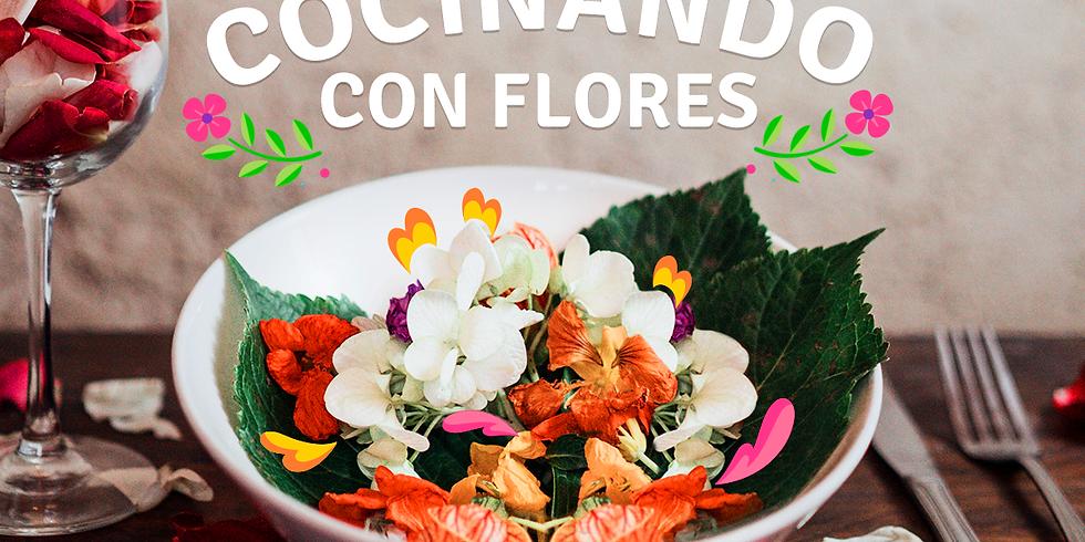 PLATO FUERTE - Cocinando con Flores