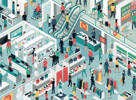 What do you know about your customers' shopping behavior?