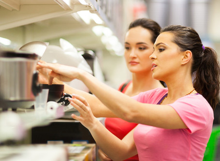 Retailers have a Technology Gap with Consumer Facing Solutions