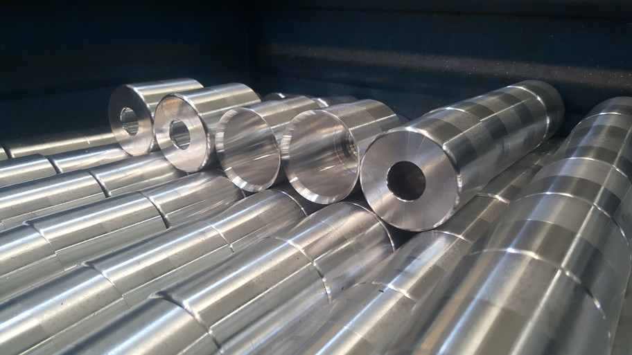 bicchieri di alluminio