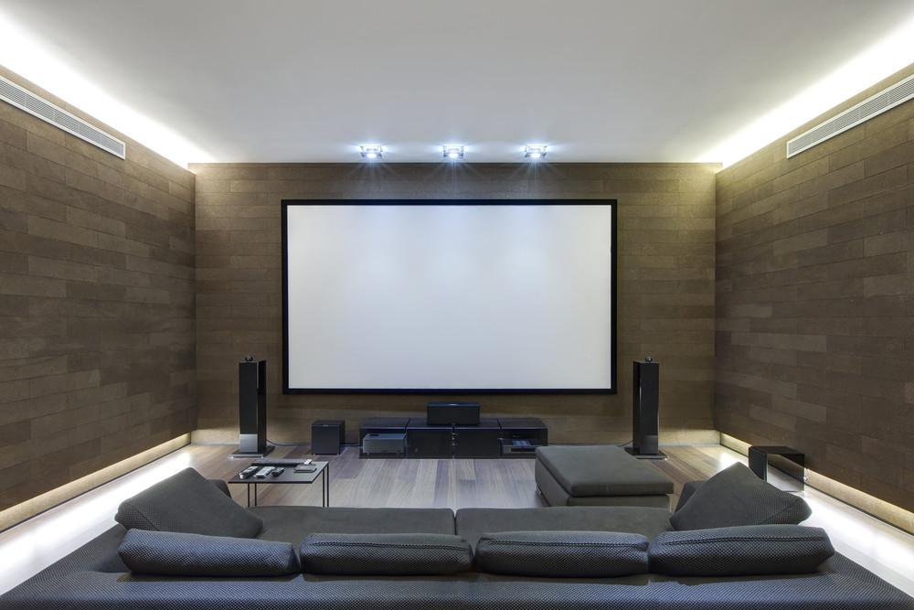 Ремонт домашних кинотеатров