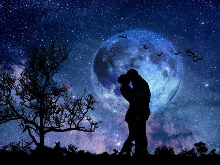 January 31st Look up to the skies to experience our first Blue Moon