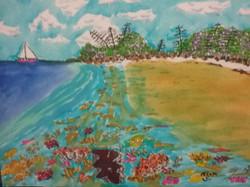 Low Tide, White Lady Bay, MI
