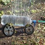 Portable Plastic Bottle Sprinkler